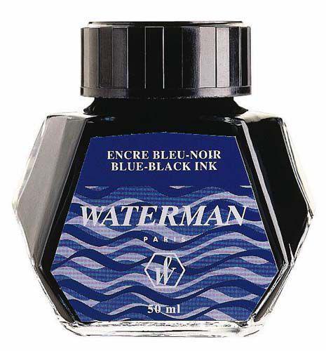 Waterman Atrament niebiesko-czarny (S0110790)