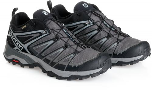 Salomon Buty męskie X Ultra 3 GTX Black/Magnet/Quiet Shade r. 46 (398672)