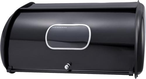 Chlebak Camry stalowy  (CR 6717 BLACK)