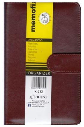 ANTRA Organizer memofix K-232