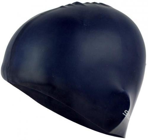 Speedo Czepek Plain Flat silikon granatowy senior (8-709910011)