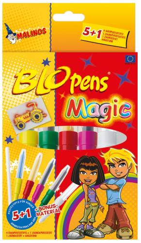 Malinos Blopens Magic 5+1