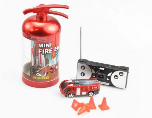 AMEWI Samochód straży pożarnej w gaśnicy RTR 6+  (22179)