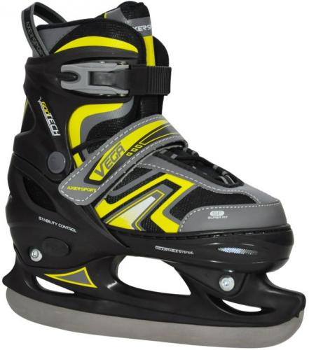 Axer Sport ADJUSTABLE ICE SKATES VEGA r. M  (A23846)