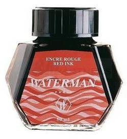 Waterman Waterman Tintenflacon Audacious Red (alt: Rot) - S0110730