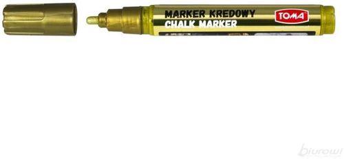 Toma Marker kredowy 4,45 mm złoty TOMA - 265069