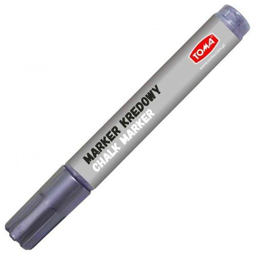 Toma Marker kredowy 4,45 mm srebrny TOMA - 265070