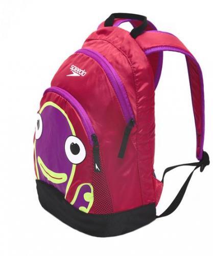 Speedo Plecak sportowy Sea Squad Character 9l różowy  (76284)
