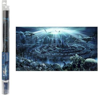 Hydor Tło do akwarium Atlantis