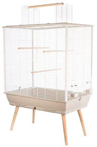 Zolux Klatka dla ptaków Neo Jili H80 beżowa