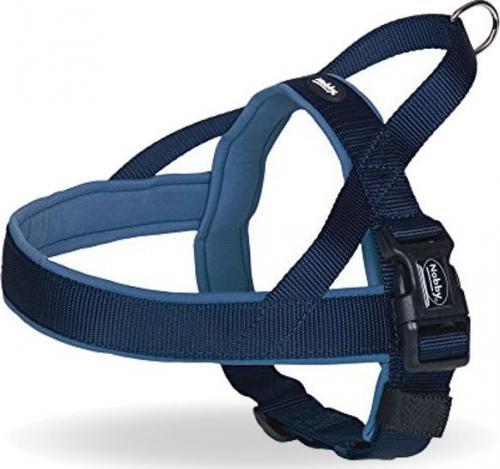 Nobby Szelki dla psa Classic preno niebieskie r. M-L (50-64cm)
