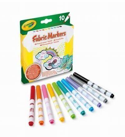 Crayola Markery do tkanin (GXP-595520)