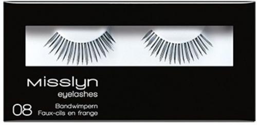 Misslyn Eyelashes 08 Sztuczne rzęsy