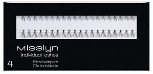 Misslyn Individual Lashes 4 Sztuczne rzęsy w kępkach
