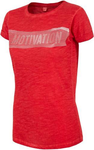 4f Koszulka damska H4L18 TSD018 czerwona r. M do porównania ID produktu: 1690238