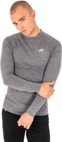4f Koszulka męska longsleeve H4L18-TSMLF002 r. S/M