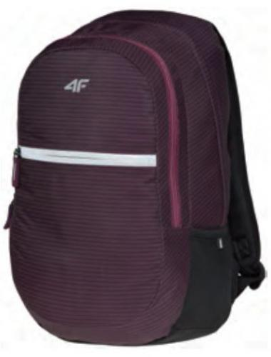 4f Plecak sportowy H4L18-PCU007 30L bordowy