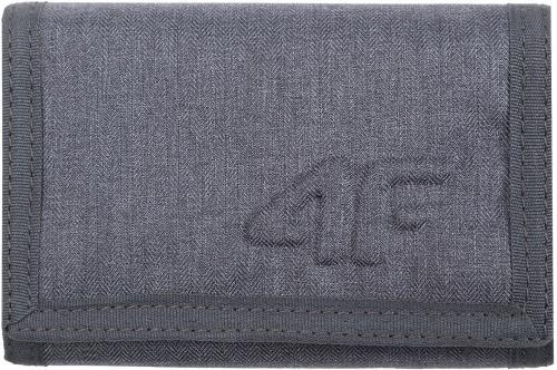 4f Portfel H4L18-PRT001 szary