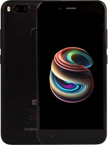 Smartfon Xiaomi Mi A1 32GB Czarny !OFICJALNA POLSKA DYSTRYBUCJA!