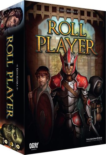 Ogry Games Roll Player OGRY GAMES - 265712