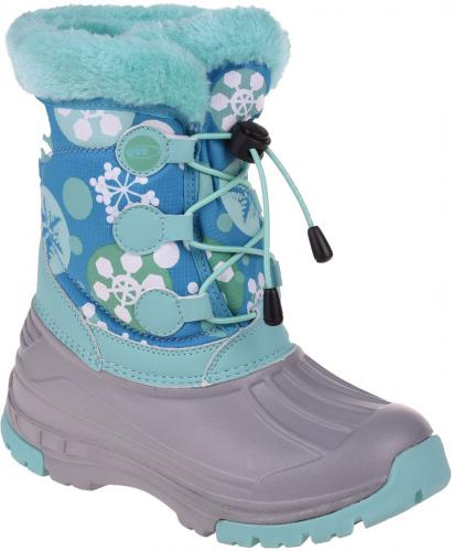 Martes Buty juniorskie Lilian Jr Blue Snowflakes r. 28