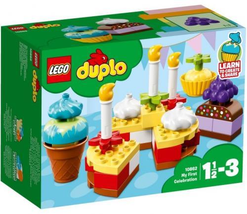 LEGO DUPLO Moje pierwsze przyjęcie (LG10862)