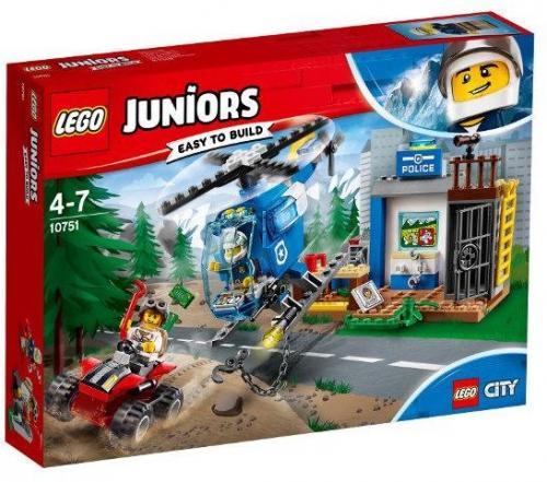 LEGO JUNIORS Górski pościg policyjny p8 ( 10751 )