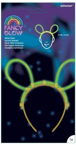 AMSCAN Opaska myszki świecąca (9902343)