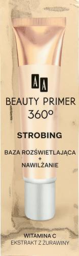 AA Cosmetics Baza rozświetlająca Beauty Primer 30ml