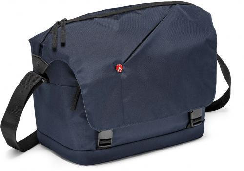 Torba Manfrotto NX Messenger Bag CSC Niebieska (MB NX-M-IBU)