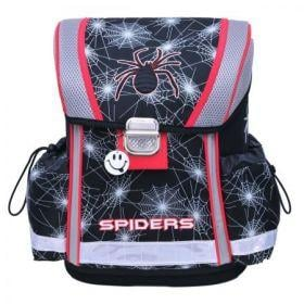 08a0996081fd6 Incood Tornister Spiders czarno-szary (286899)