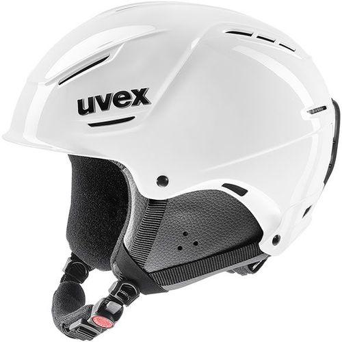 UVEX kask narciarski P1us Rent white mat r. 55-59 cm (5662071005)