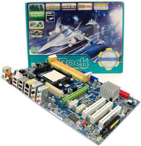 Asrock K10N78hSLI-1394 NVIDIA all in 1 Descargar Controlador