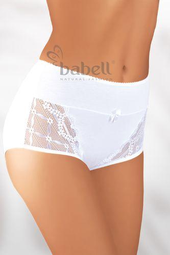 Babell Figi damskie BBL-003 białe r. S