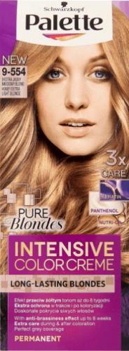 Schwarzkopf Farba Palette Intensive Color Creme nr 9-554 Ekstra Jasny Miodowy Blond