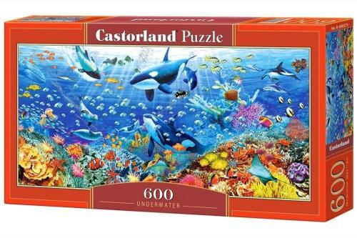 Castorland Puzzle 600 Underwater (266693)