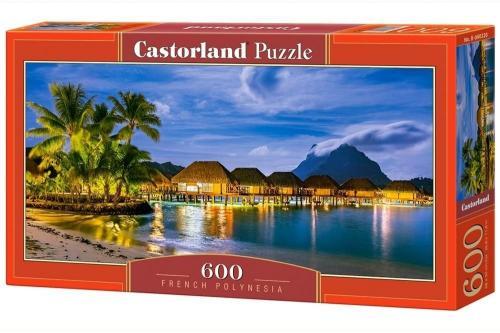 Castorland Puzzle 600 French Polynesia (266689)