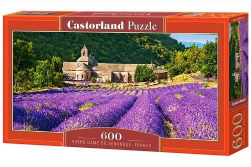 Castorland Puzzle 600 Notre Dame de Snanque (266694)