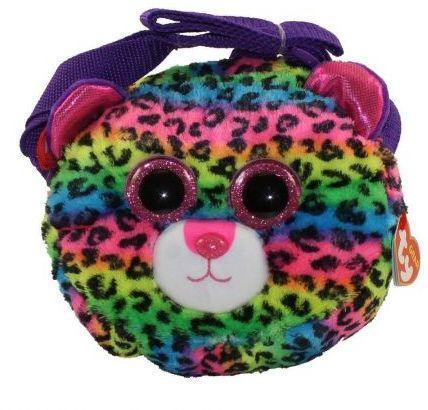 TY Gear torba na ramię Dotty - kolorowy leopard (266756)