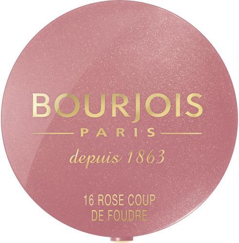 BOURJOIS Paris Little Round Pot Blusher róż do policzków 16 Rose Coup De Foudre 2.5g