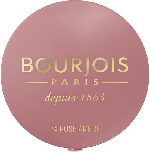 BOURJOIS Paris Little Round Pot Blusher róż do policzków 74 Rose Ambre  2.5g
