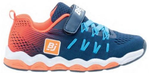 BEJO Buty juniorskie Caddo Jr Navy/ Orange/ Blue r.  32