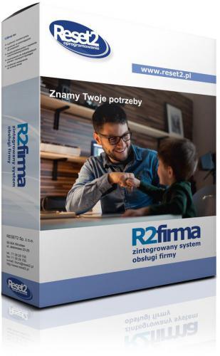 Program Reset2 R2firma Standard - księga/faktury/1firma/1st (ZCAAC0)