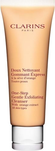 Clarins CLARINS CLEANSING CARE ONE-STEP GENTLE EXFOLIATING CLEANSER ORANGE EXTRACT 125ML