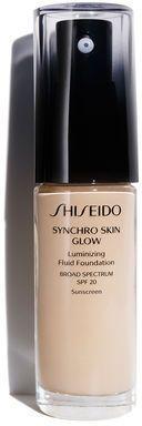SHISEIDO Synchro Skin Glow Luminizing podkład do twarzy SPF20 1 Neutral 30ml