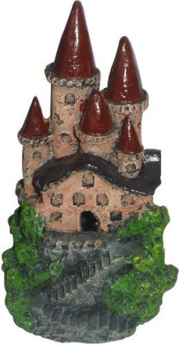 HAPPET Ozdoba akwariowa zamek