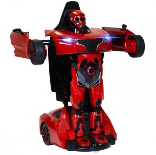 Rastar RS X MAN Transformer 1:14 2.4GHz RTR - Czerwony (RAS/74700-RED)