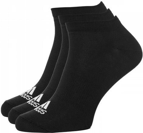 Adidas Skarpety Performance no-show Thin czarne r. 39-42 (AA2312)