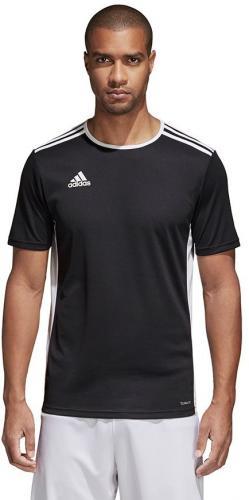 Adidas Koszulka piłkarska Entrada 18 JSY czarna r. S (CF1035)