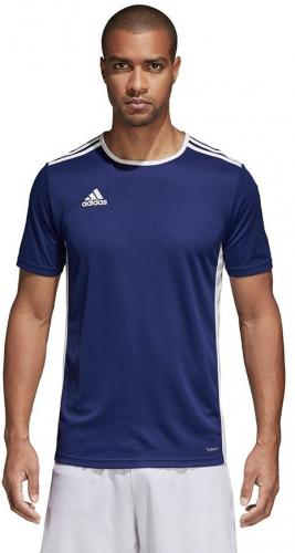 Adidas Koszulka męska Entrada 18 granatowa r. S (CF1036)